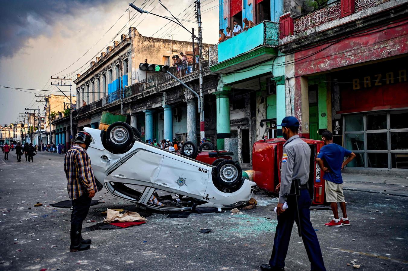 La Havane, Cuba, 11 juillet