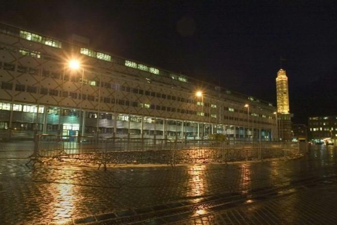 Stadhuis Apeldoorn aan het Marktplein