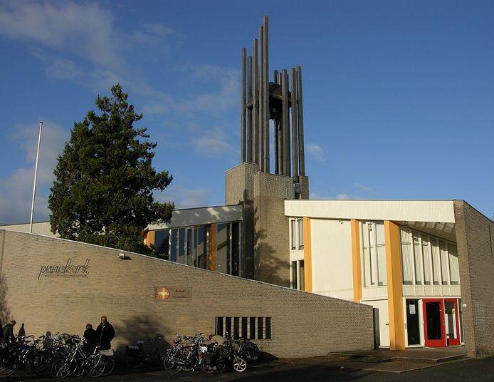 De Paaskerk in Oss heeft zich aangesloten bij Wijdekerk, een stichting die alle kerkelijke gemeenten in Nederland uitnodigt om transparant te zijn in hun beleid met betrekking tot lhbt+-mensen.