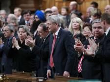 Premier Harper: Regering Canada moet functioneren