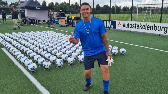 Lionel uit Deventer doet mee aan SBS6 programma Missions Impossible: 'Ik heb niks met voetbal'