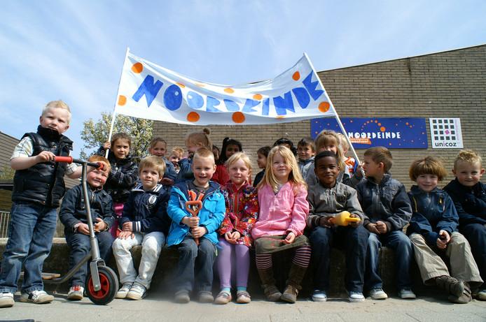 Kinderen van 0 tot en met 12 jaar kunnen straks terecht bij IKC Noordeinde.