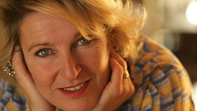 Veerle Eyckermans hield een hersenschudding en verschillende blauwe plekken over aan haar ontmoeting met de dief. (Archieffoto)