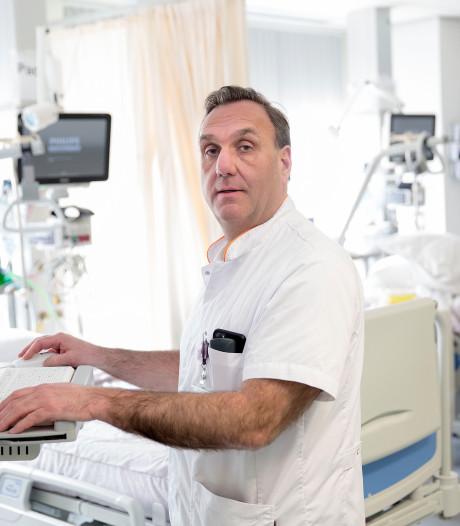 Arts op de ic doet verslag: 'Het gevoel dat je geen lucht krijgt, is het ergste dat er is'