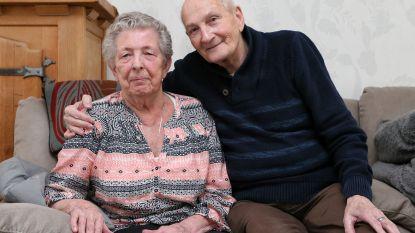 Alice en Tony vieren zestig jaar huwelijk