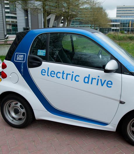 Gennep stimuleert gehuurd E-rijden