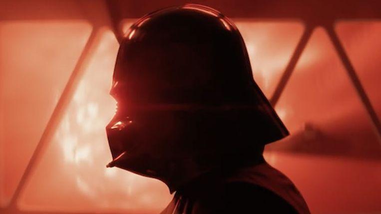 Beeld uit de fanfilm Vader Episode 1. Beeld