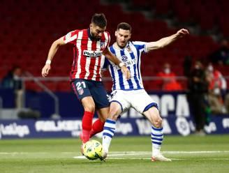 Atlético blijft in pole position voor Spaanse titel, met dank aan vroege goal van man-in-vorm Carrasco