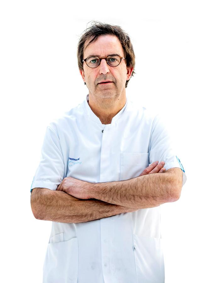 De voorzitter van de Nederlandse Vereniging voor Intensive Care Diederik Gommers.