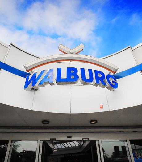 Plan: sloop parkeerdek Walburg