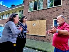 Alerte buren redden twee kleine kinderen uit brandend huis: 'Moeder hing huilend en roepend om hulp uit het raam'