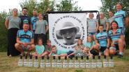 """Run & Ride for Mie presenteert Milliz Gin om met drie teams aan de start van de 100km voor Kom op tegen Kanker te staan: """"Ondanks verloren strijd moedigt Mie ons nu aan om te lopen tegen kanker"""""""
