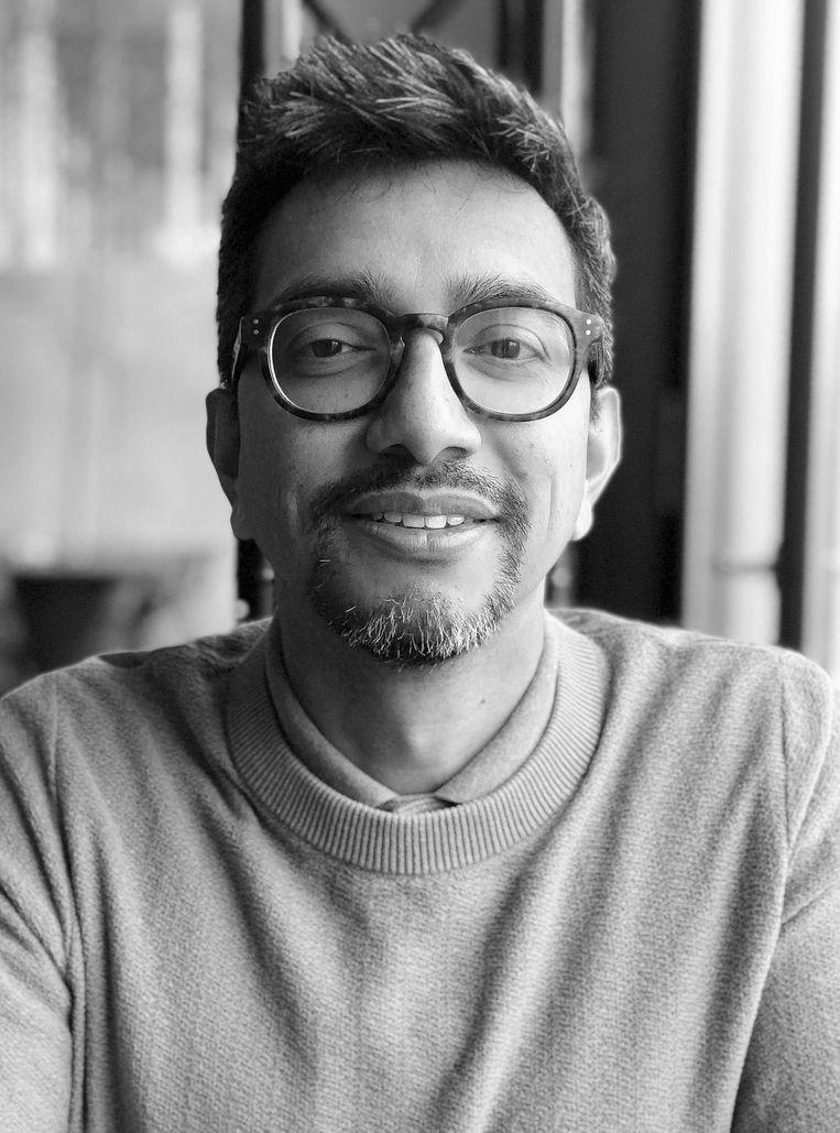 Reza Kartosen-Wong. Beeld Eigen foto