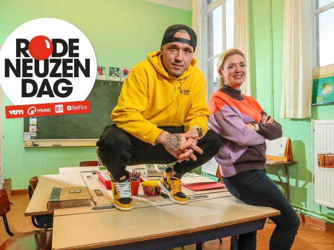 """INTERVIEW: Radja Nainggolan (33) en zijn juf Freya Piryns (45): """"Als ze je zìen, dan kan je shinen"""""""