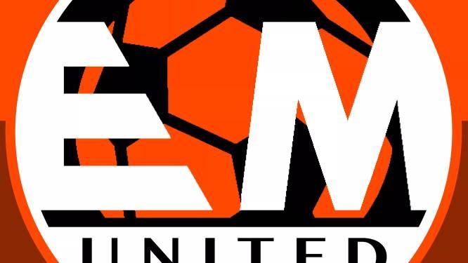 Fusie van voetbalclubs heeft nu nieuwe kleuren en naam: oranje-zwart-wit en Erpe-Mere United