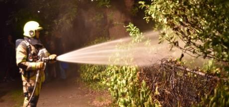 Brandweer moet meerdere keren uitrukken voor brandjes in Zuilichem