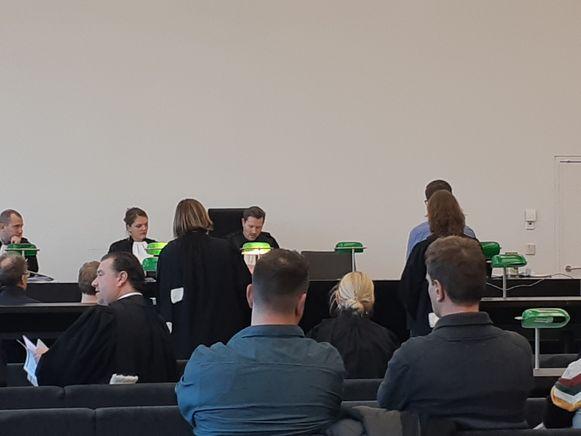 De student kreeg het verdict maandag te horen van de rechter.