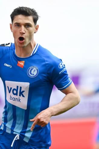 Veeg teken aan de wand: Roman Yaremchuk - nu nog met vakantie - niet op Europese lijst AA Gent
