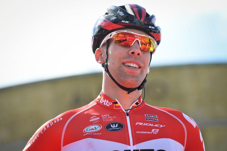 De voorbije negen jaar droeg Jens Debusschere het shirt van Lotto.