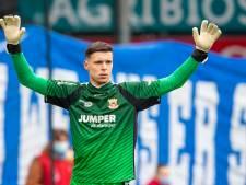 GA Eagles-doelman Gorter tekent contract voor vier jaar bij Ajax: 'Ik voel me vereerd'