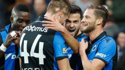 VIDEO. 5-1! Club Brugge maakt statement en trakteert zwak Antwerp op pak rammel