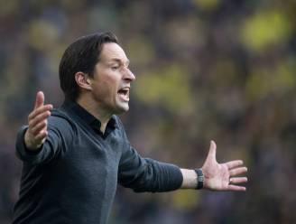 Leverkusen zet coach Roger Schmidt aan de deur