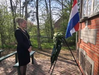Corona of niet: Baarle-Nassau herdenkt oorlogsslachtoffers