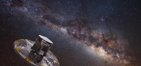 Gaia legt mysterieuze Melkweg bloot