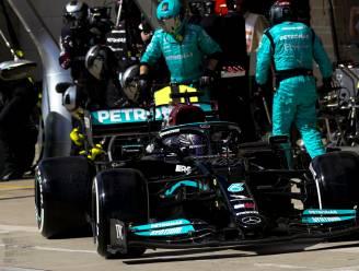 Aanhoudende zorgen over motor Mercedes: 'Het blijft balanceren'