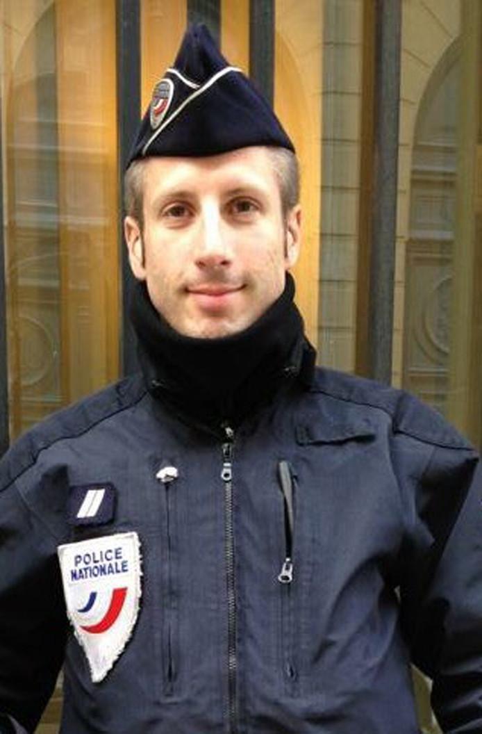 Xavier Jugele werd gisteren doodgeschoten in Parijs bij een aanslag.
