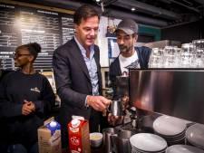 Premier Rutte in Rotterdam: Zo máák je een land