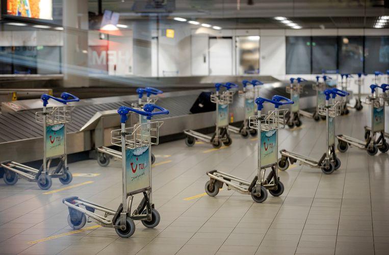 Schiphol Airport. Beeld ANP