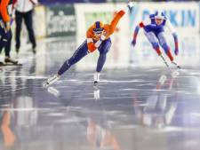 Kok pakt eerste wereldbekerzege op 500 meter, Leerdam zesde