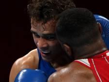 Nieuw-Zeelandse bokser schrikt van oorbijter: 'Kom op man, dit zijn de Spelen'