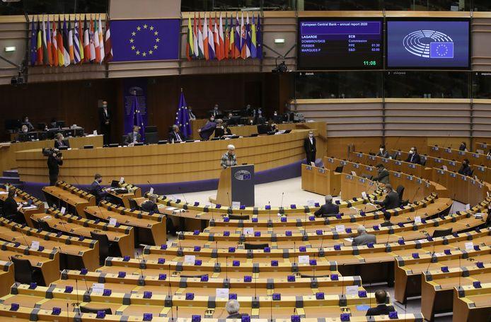 Het Europees Parlement (archiefbeeld).