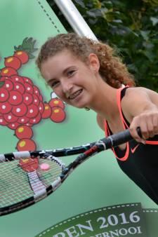 Open tennistoernooi Larsheim kent een snufje Ibiza