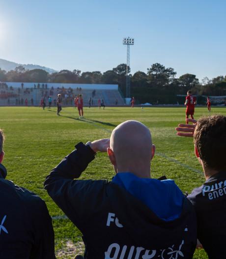 FC Twente-trainer Garcia: 'Wij hebben mentaal sterke spelers nodig die power brengen'