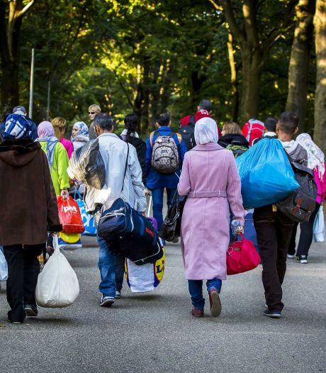 Brand in noodopvanglocatie vluchtelingen Thüringen