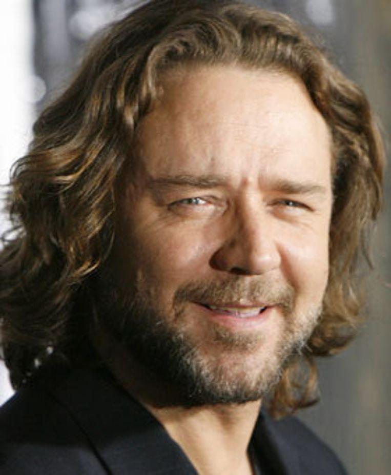 Russell Crowe: een belachelijke vijf dollar opbrengst voor elke dollar op het loonbriefje van de Gladiator. Beeld UNKNOWN