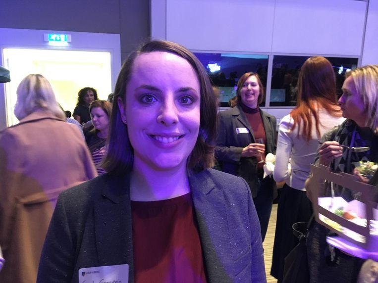 Sarah Gagestein Beeld Eva Hofman