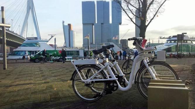 Gobike maakt doorstart: elektrische deelfiets komt in Italiaanse handen