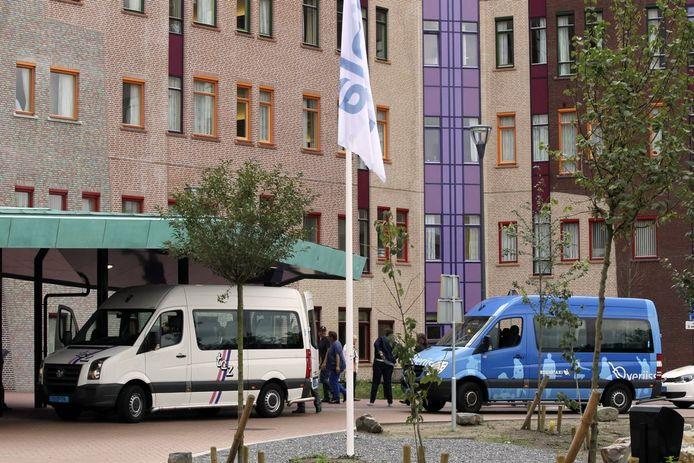 Isala ziekenhuis in Zwolle. Foto Sacha Wunderink