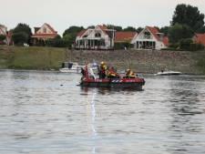 Zoektocht naar Duitser (21) in water van Rhederlaag bij Lathum gaat vandaag door