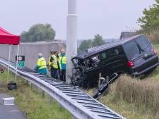 Buschauffeur dodelijk ongeval A73 raakte van weg in moment van onoplettendheid