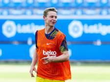 Frenkie de Jong: 'De kans op een verrassing in Lissabon is nu groter'
