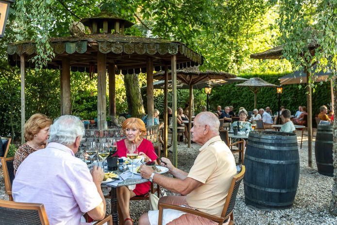 Restaurant de Zwaan in Borkel.
