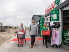 Drimmelen heeft eindelijk een supermarkt: 'Toeristen leven op ijs(klontjes) en pizza's'
