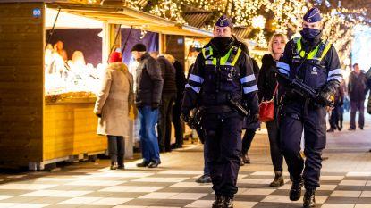 Alleen Brussel stuurt extra agenten naar kerstmarkt