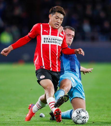 Ritsu Doan een maand uitgeschakeld bij PSV, Ledezma en Pröpper wel weer terug