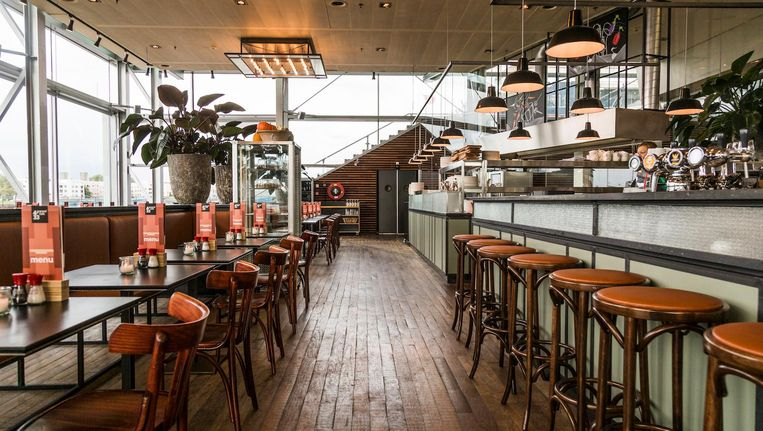 grand café 433 Beeld Tammy van Nerum